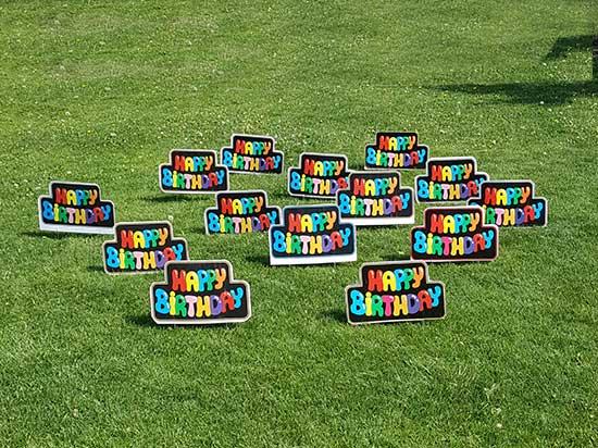 Lawn Signs Durham Region