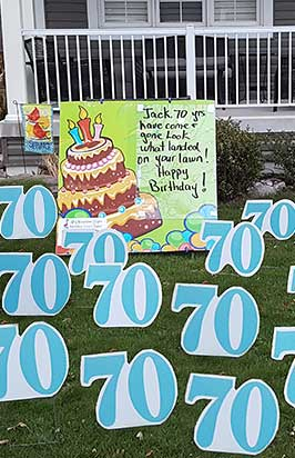 All Occasion Signs Seventy